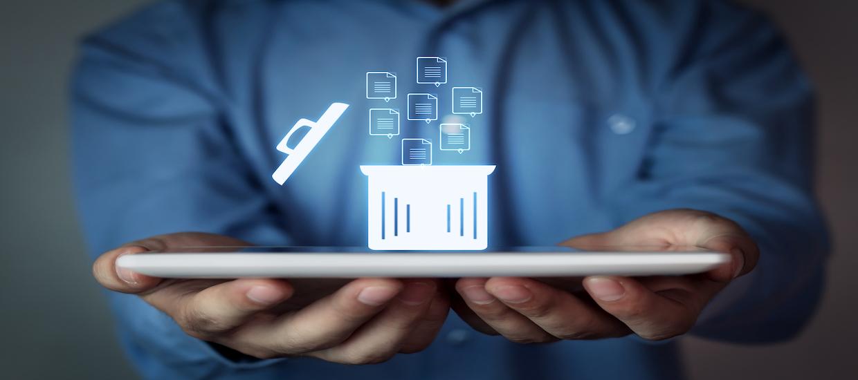 ¿El espacio digital es ilimitado? Aprende a utilizar la tecnología de una forma más eficiente.